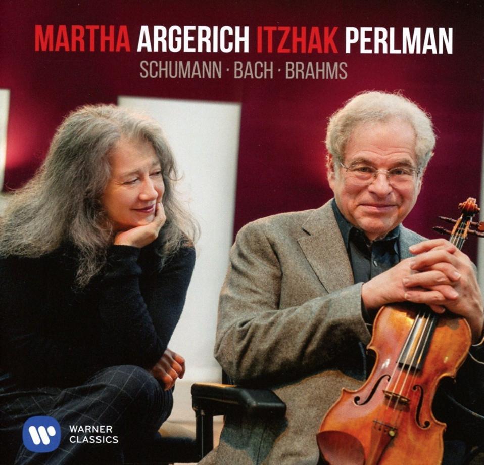 Perlman Argerich