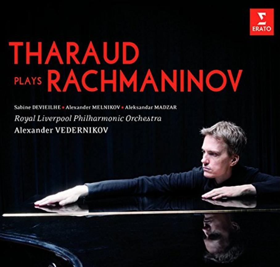 Alexandre Tharaud plays Rachmaninov