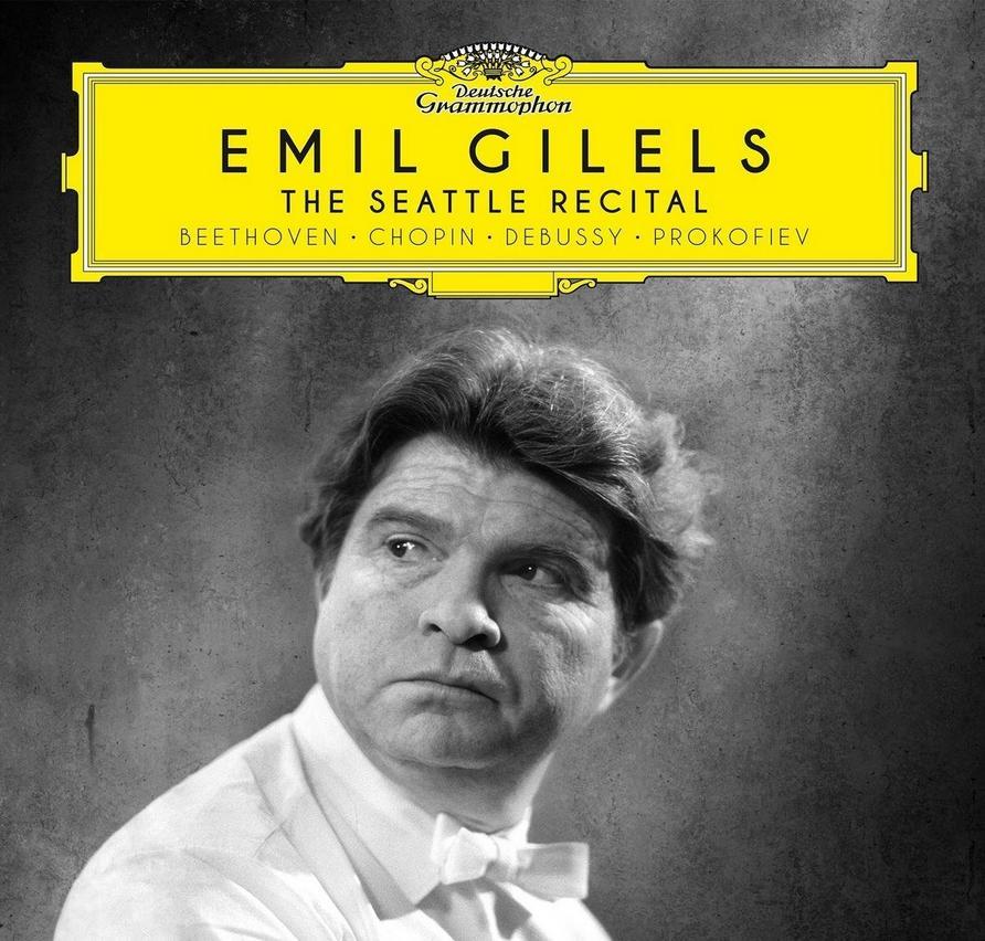 Emil Gilels Seattle Recital