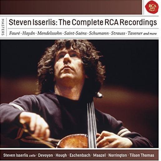 Isserlis Complete RCA recordings