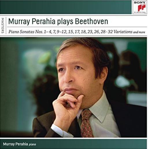 Murray Perahia plays Beethoven