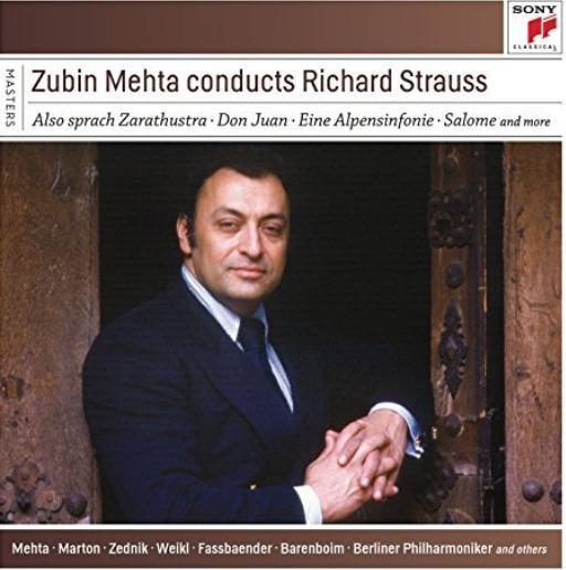 Zubin Mehta Richard STrauss