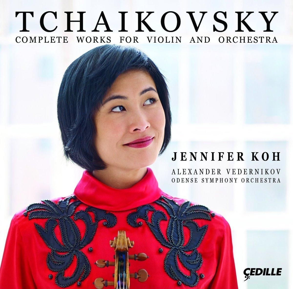 Tchaikovsky Jennifer Koh