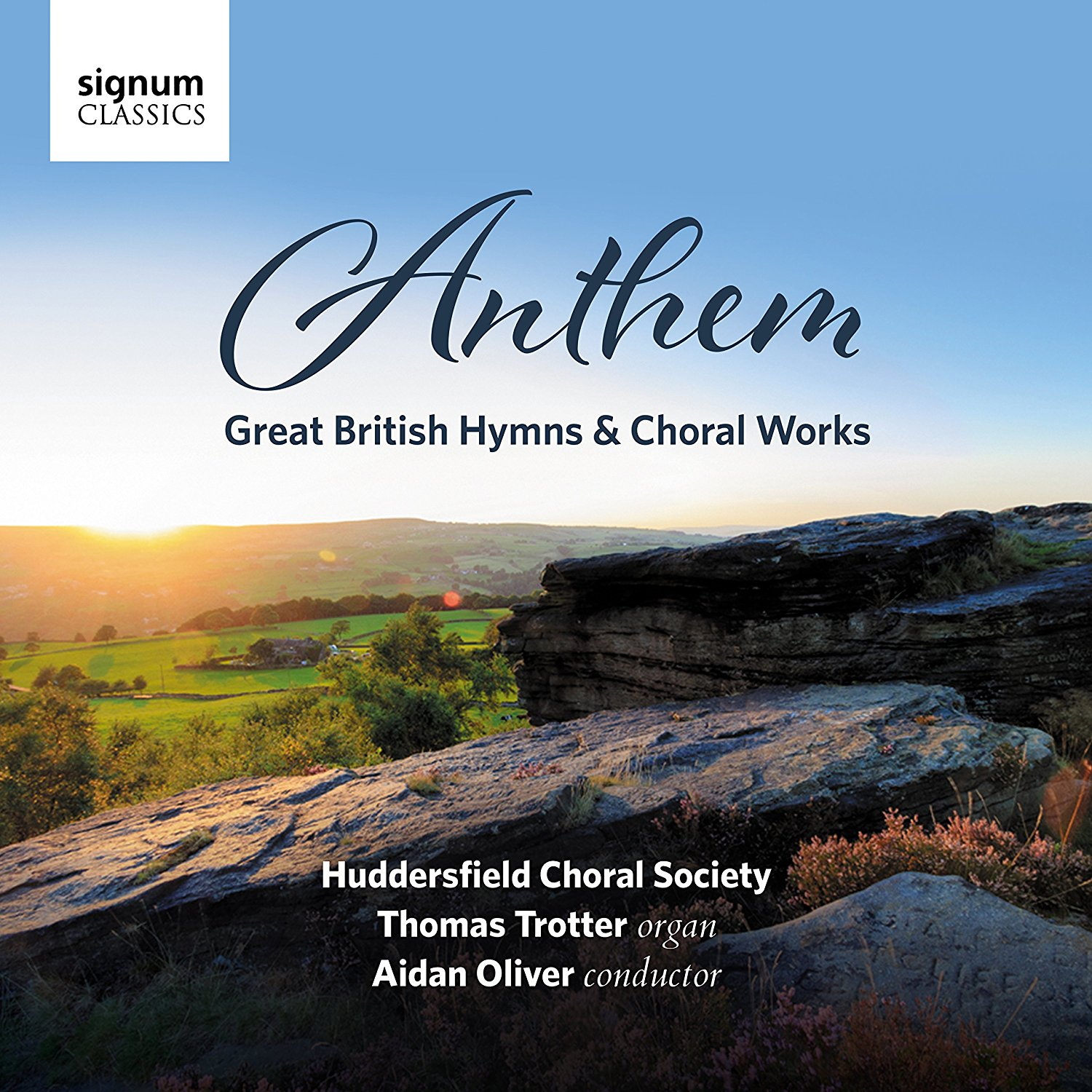 Anthem Great British Hymns and Choral Works