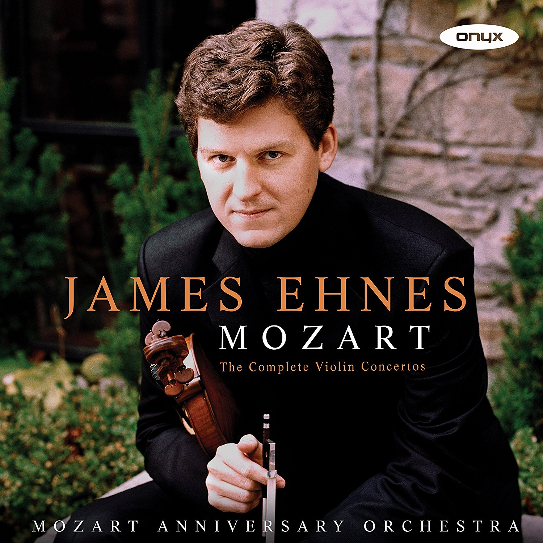 James Ehnes Mozart