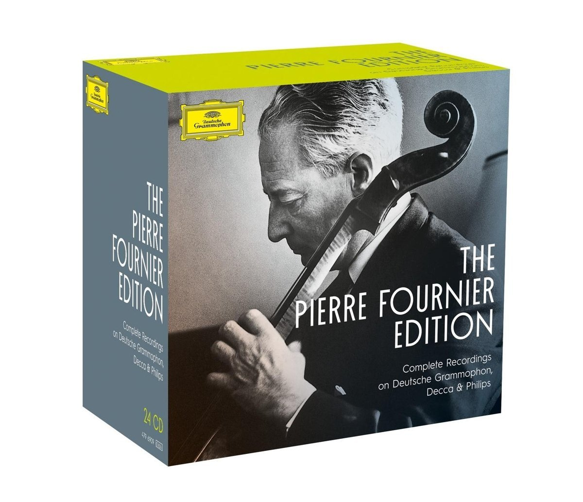 The Pierre Fournier Edition