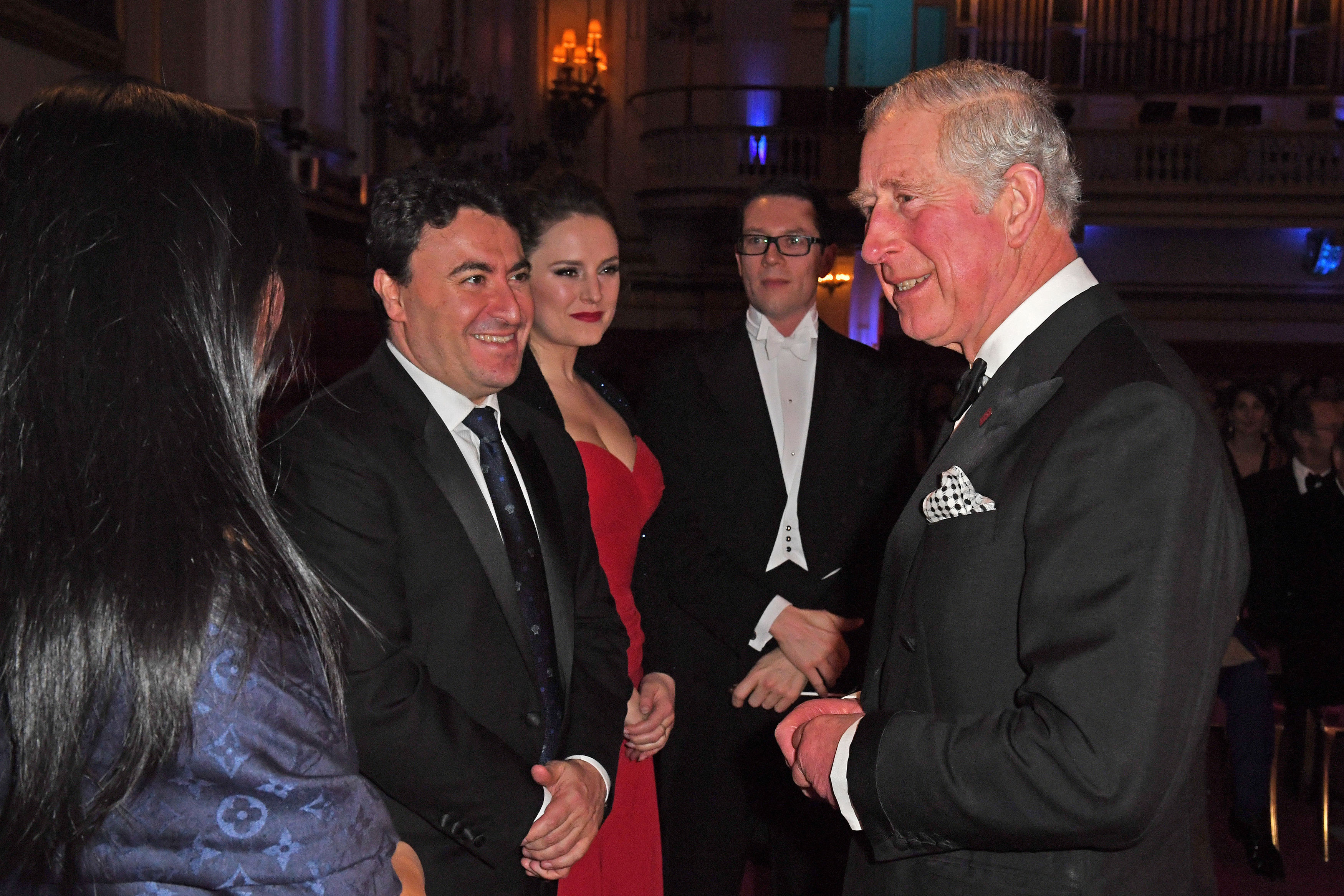 Royal College of Music Gala, Buckingham Palace