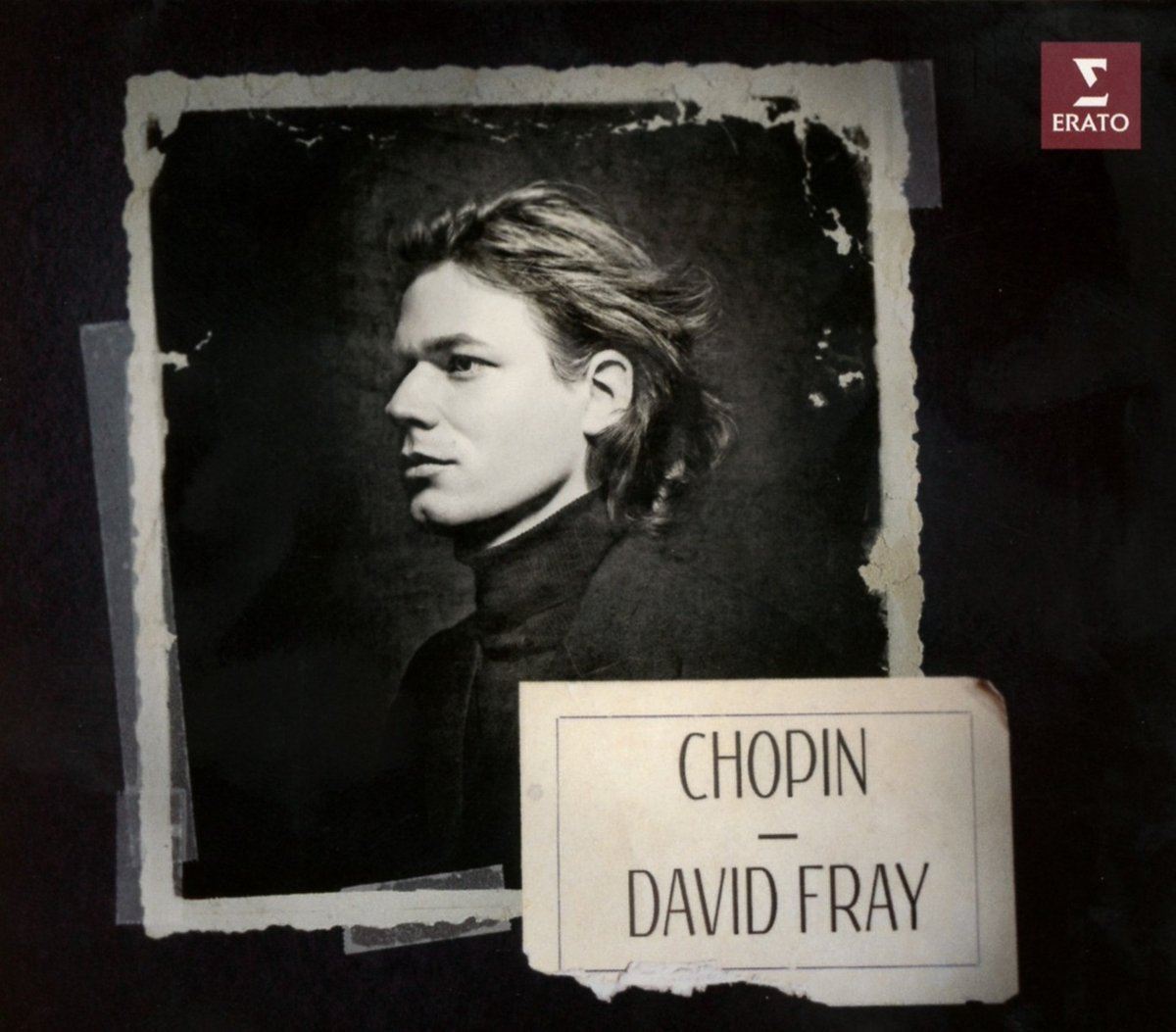 Chopin Rectal David Fray Erato