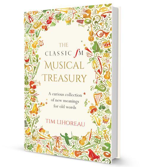 Musical Treasury, tim lihoreau book, new book