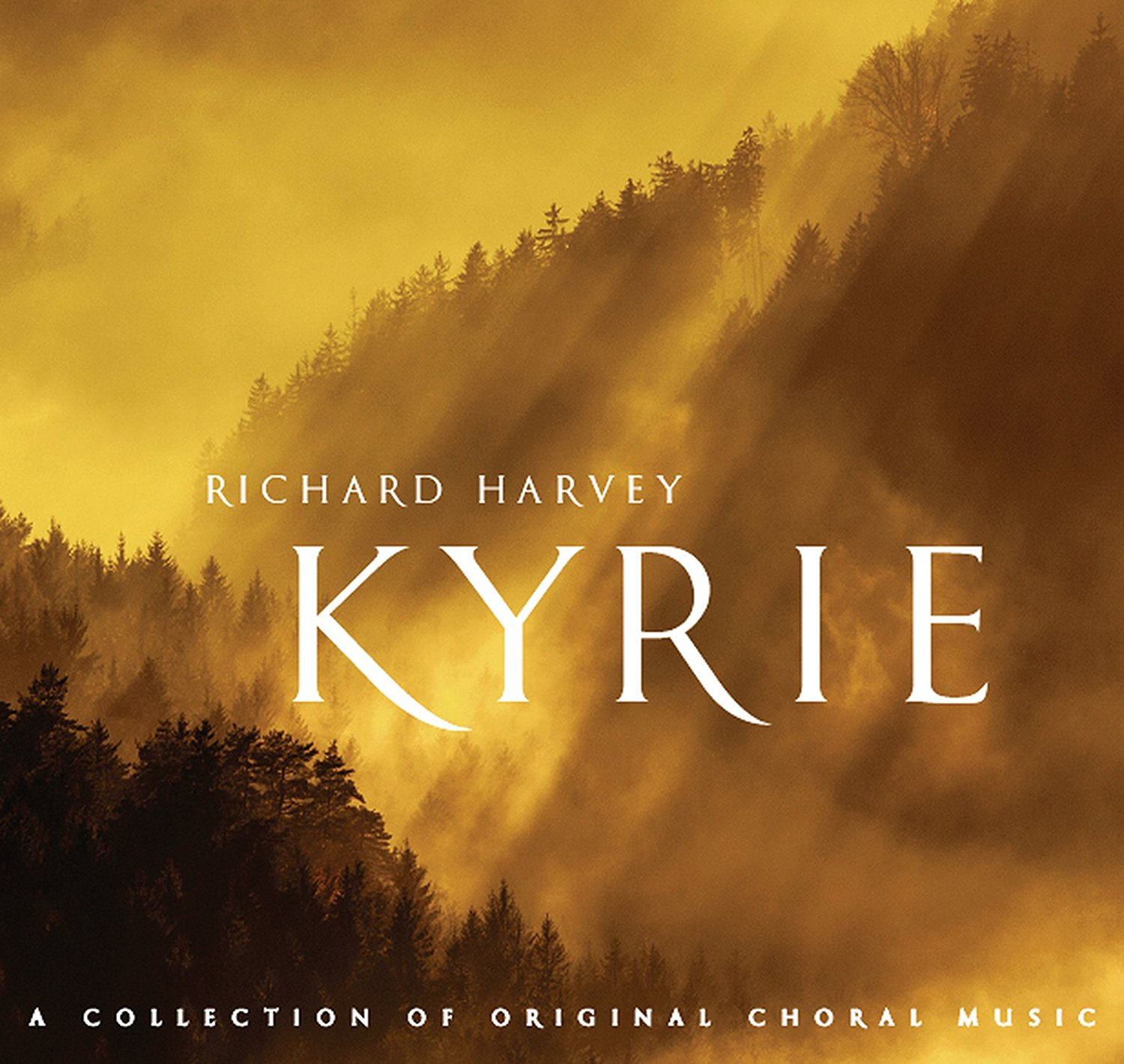 Richard Harvey: Kyrie - A Collection of Original C