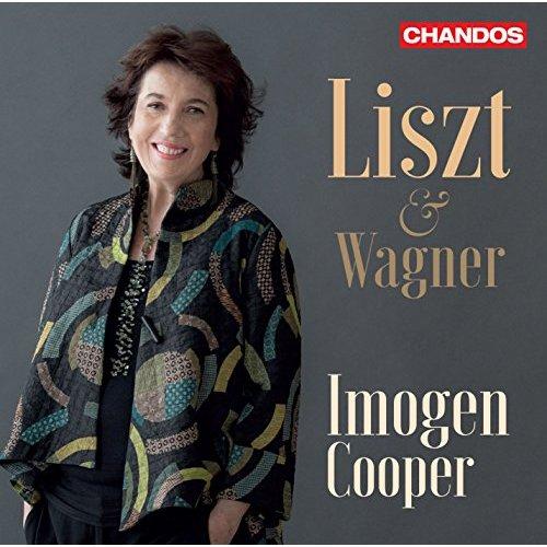 Liszt wagner Piano - Imogen Cooper