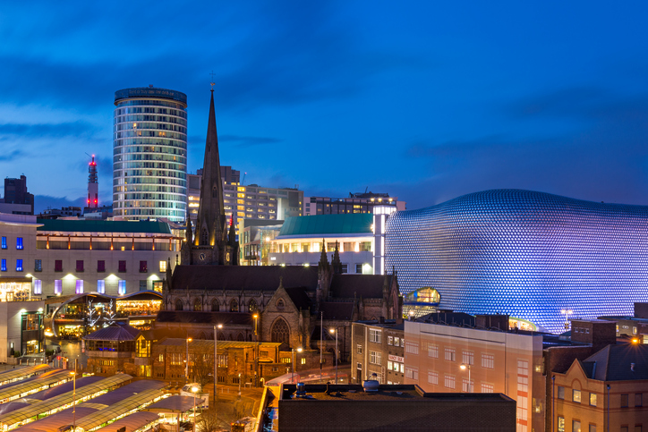 birmingham uk musical cities
