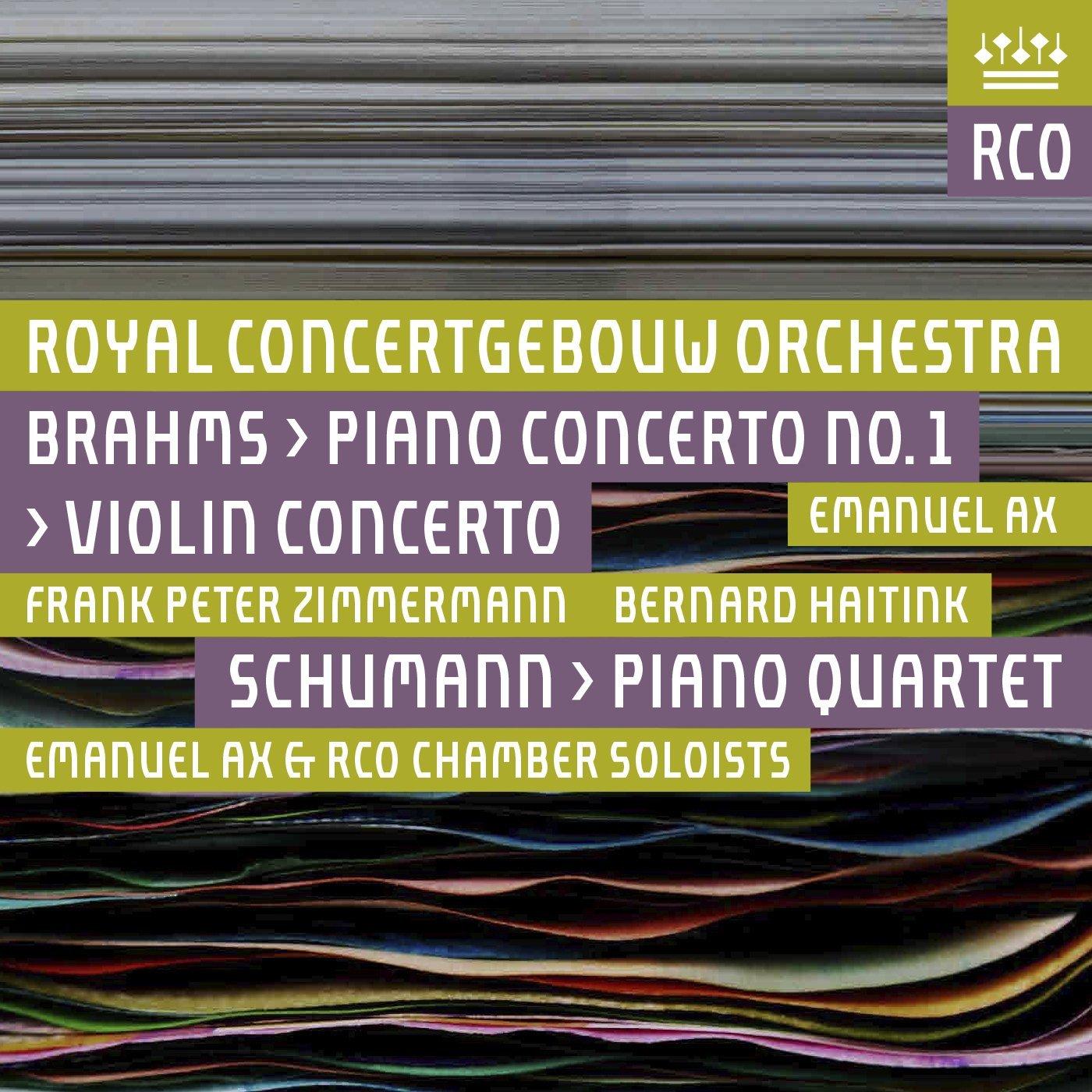 Bernard Haitnk Royal Concertgebouw Orchestra Brahm