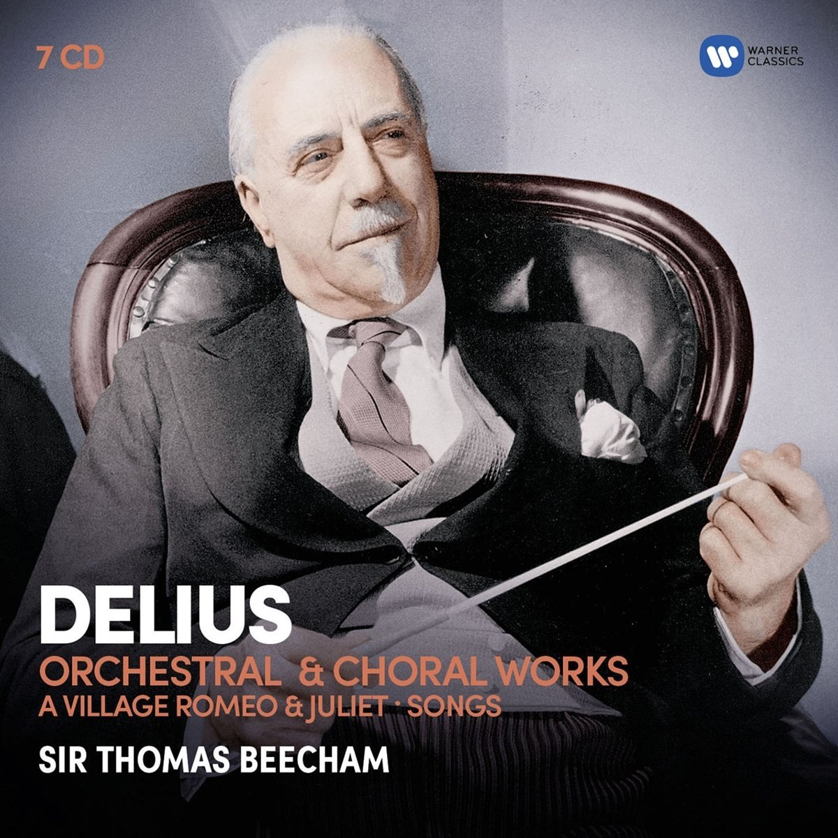 Delius (7CD) Box set Sir Thomas Beecham