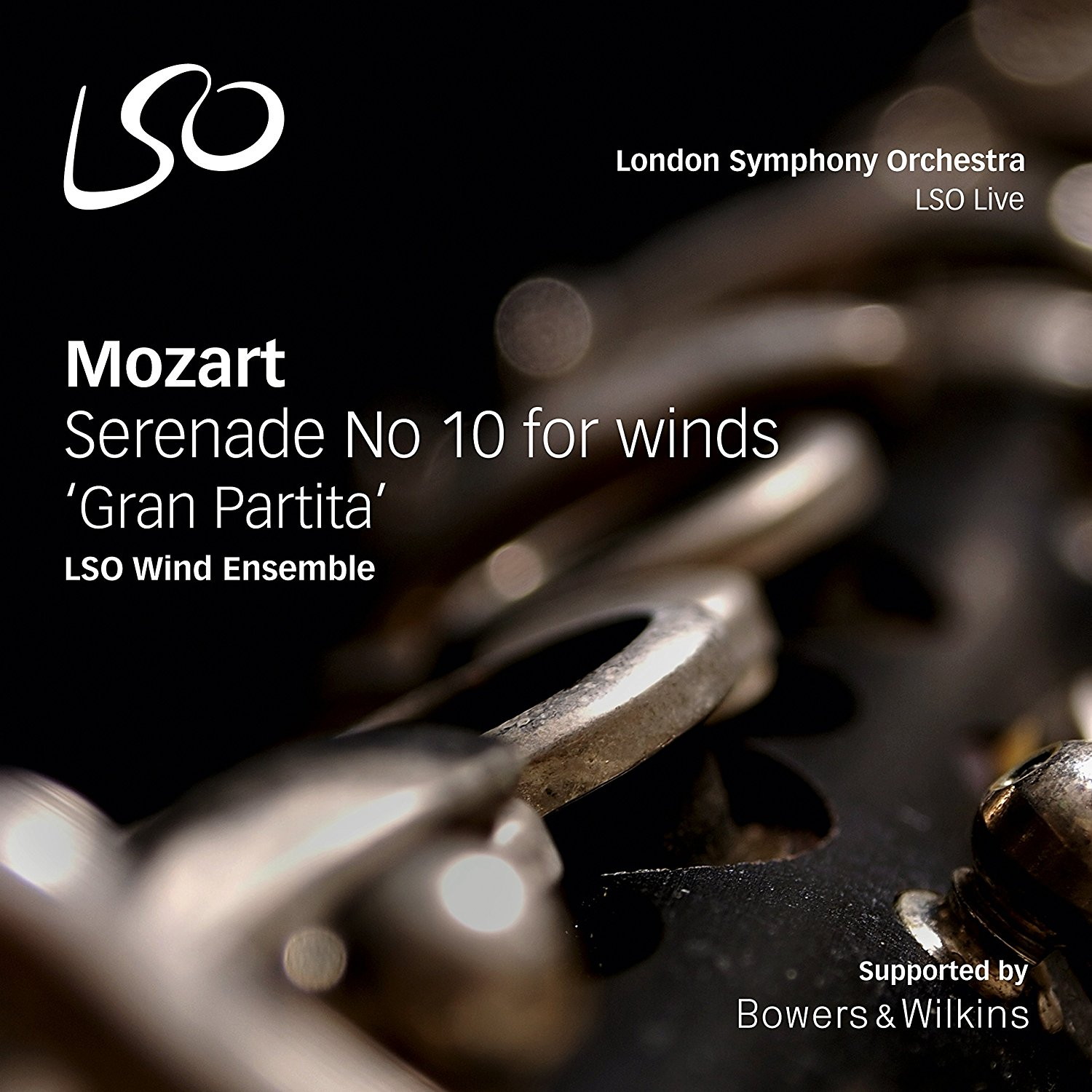 Mozart - LSO