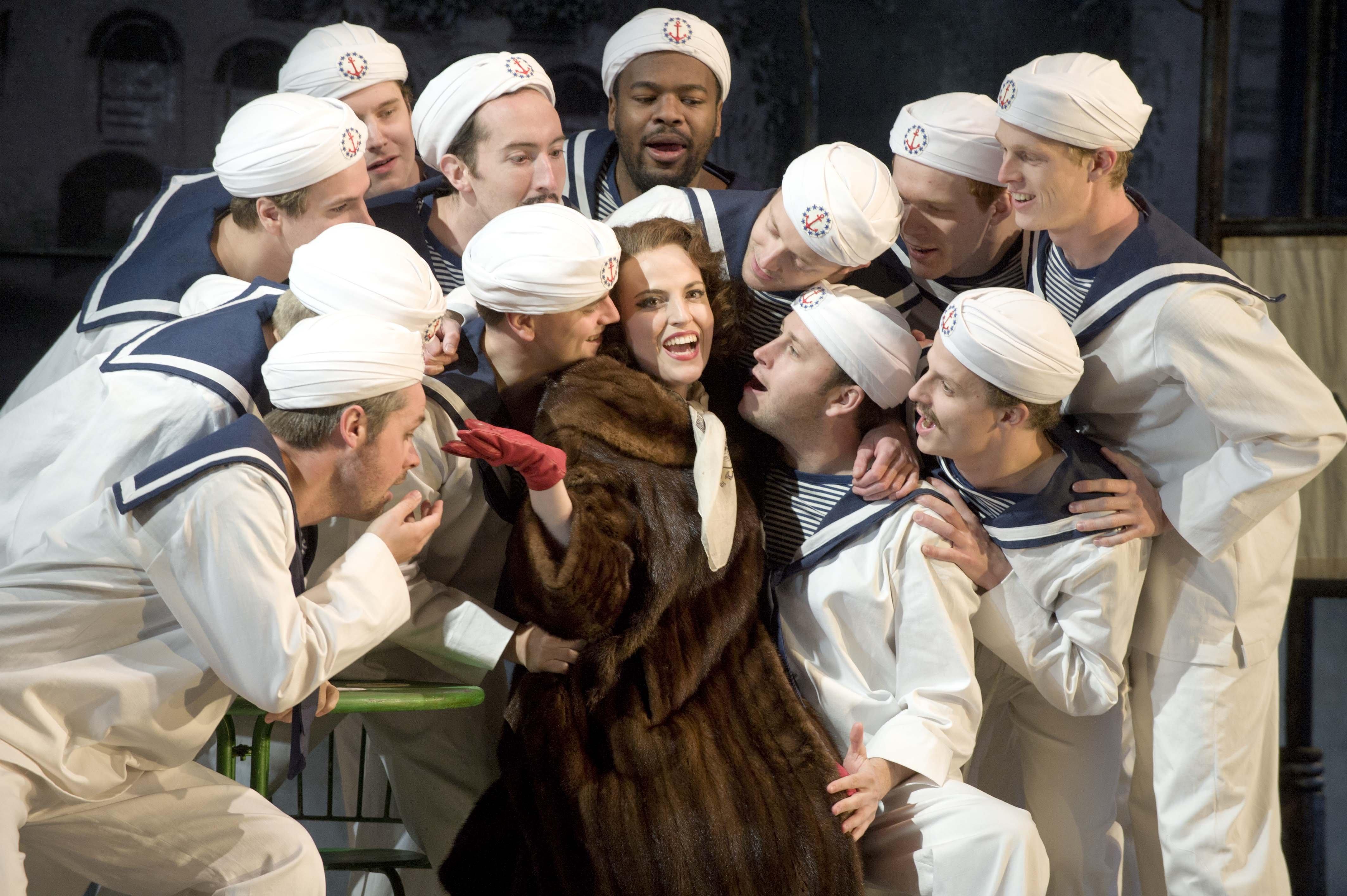 Il turco in Italia, Garsington Opera 2011, credit