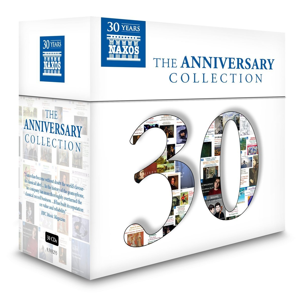 Naxos: The Anniversary Collection