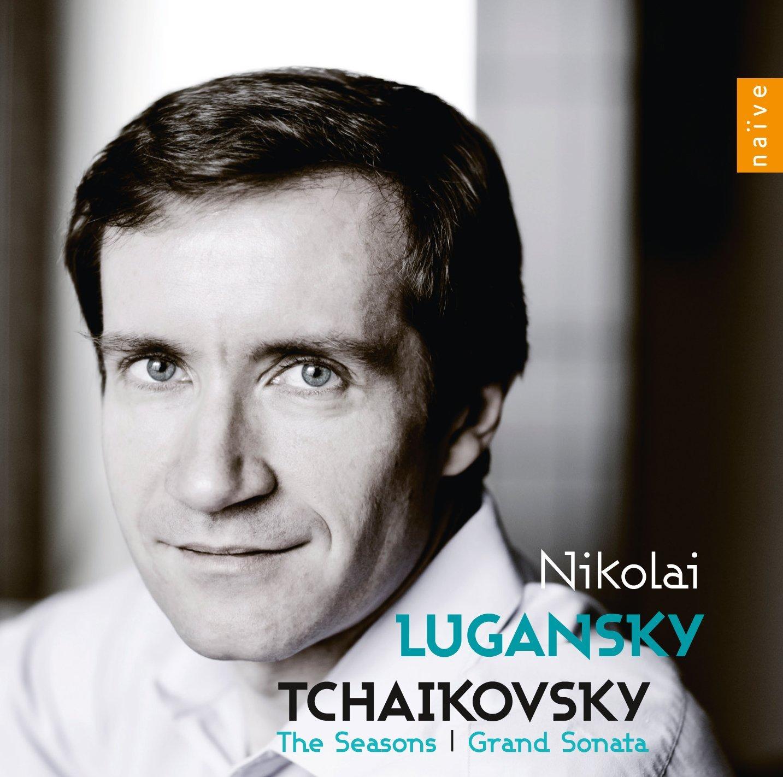 Tchaikovsky: Grand Sonata & The Seasons - Nicolai