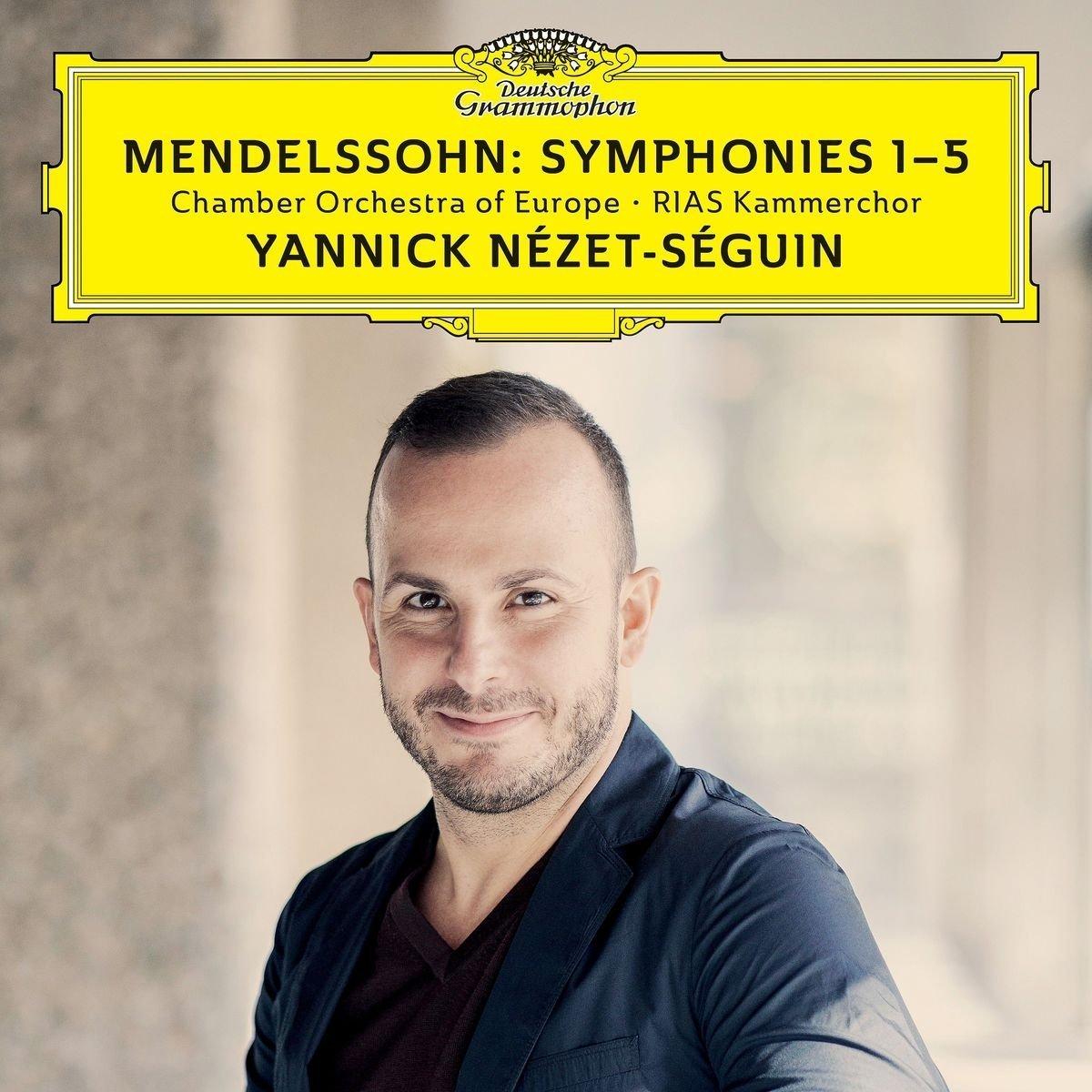 Mendelssohn: Symphonies 1-5 Nezet-Seguin/Chamber O