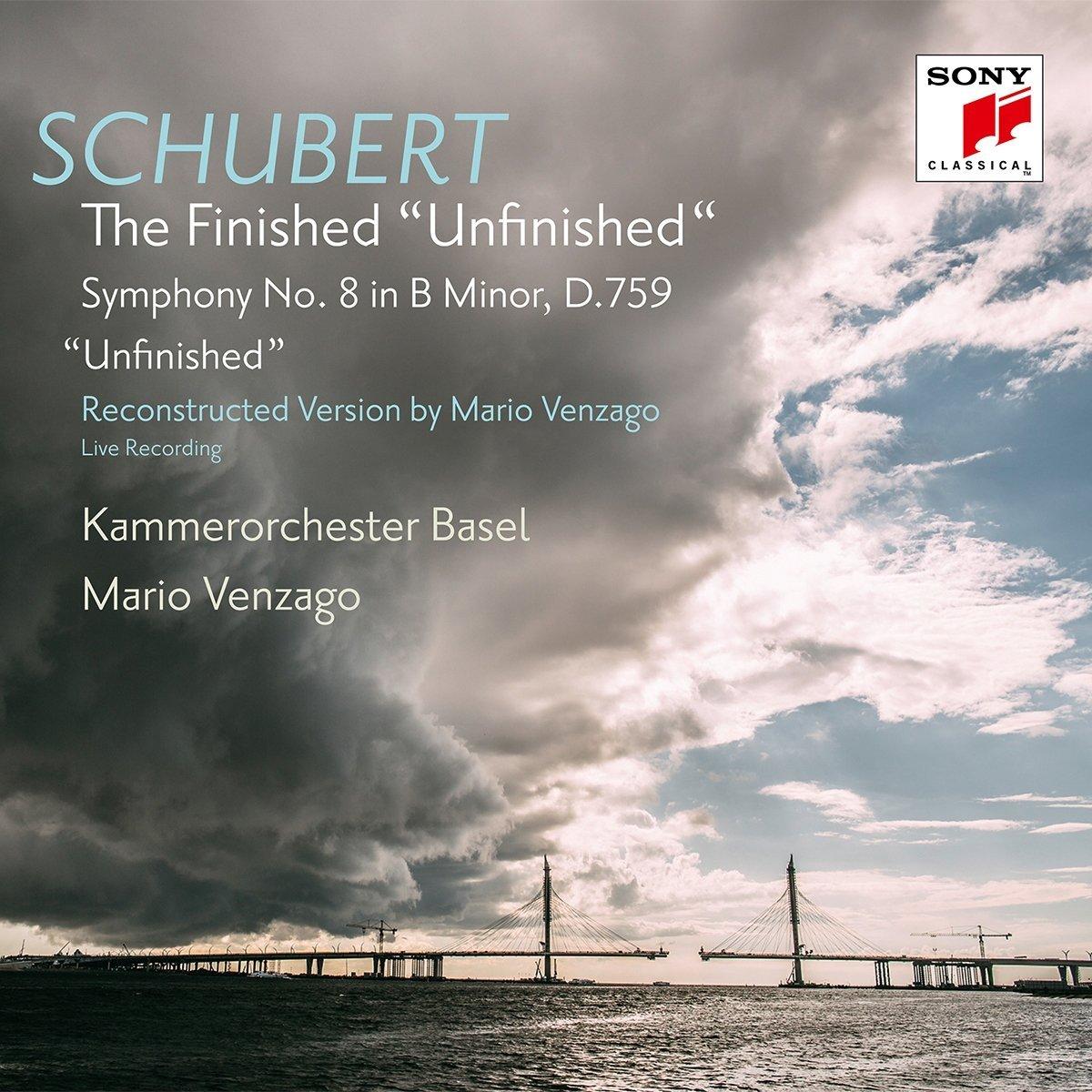 Schubert: Symphony No. 8 Mario Venzago