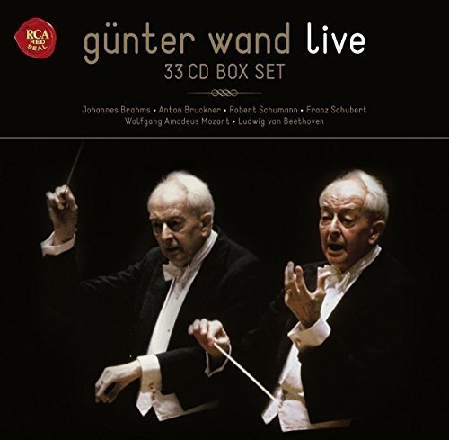 Gunther Wand: Live Recordings