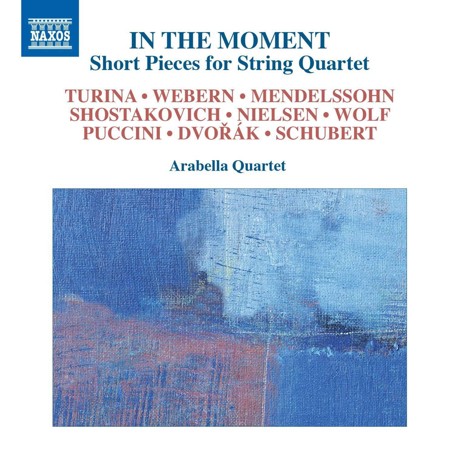 In the Moment: Short Pieces for String Quartet - A