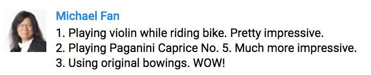 Paganini Bike
