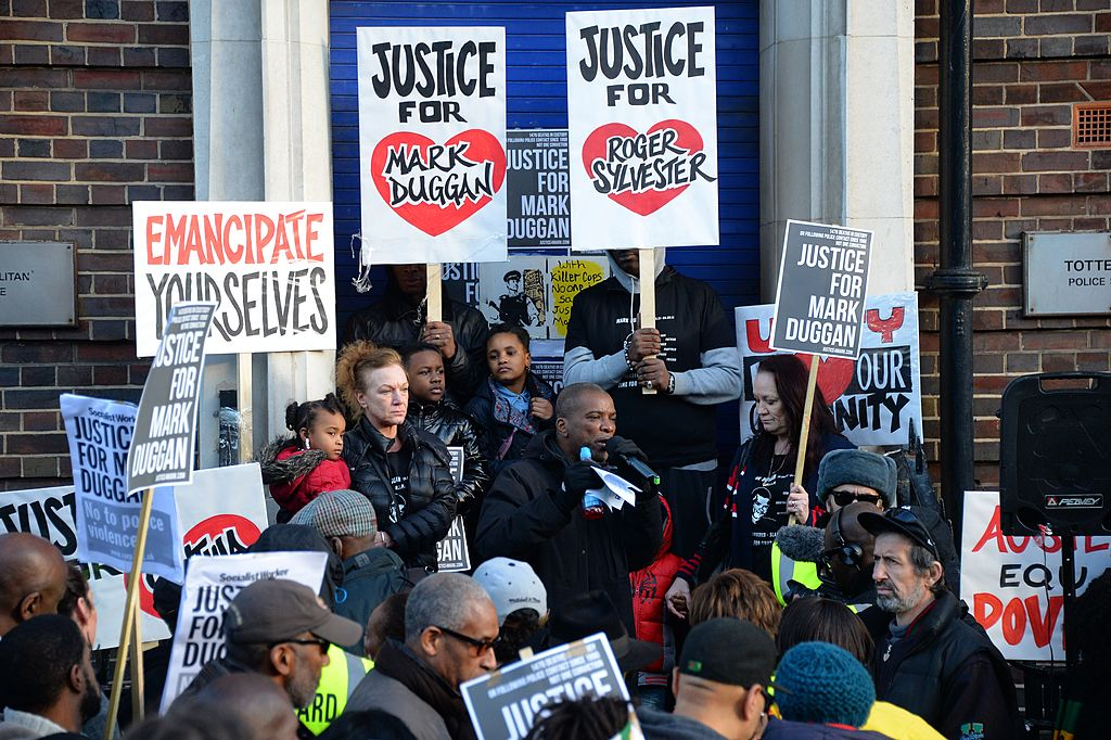 Justice for Mark Duggan