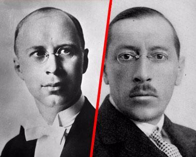 Prokofiev vs Stravinsky