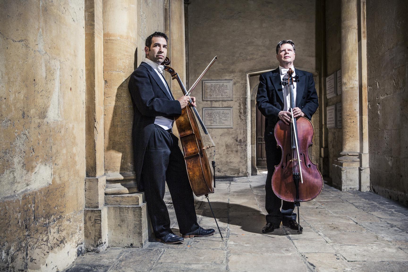 Oxford Philharmonic Orchestra at Belmont le Manoir