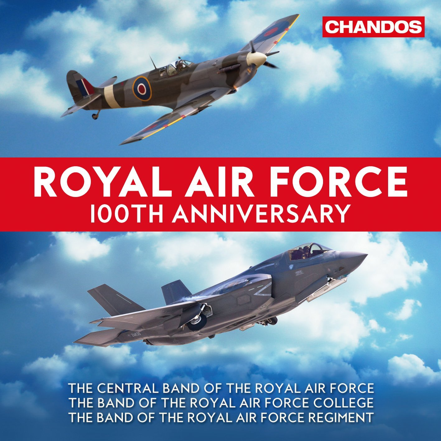 Royal Air Force: 100th Anniversary - The Central B
