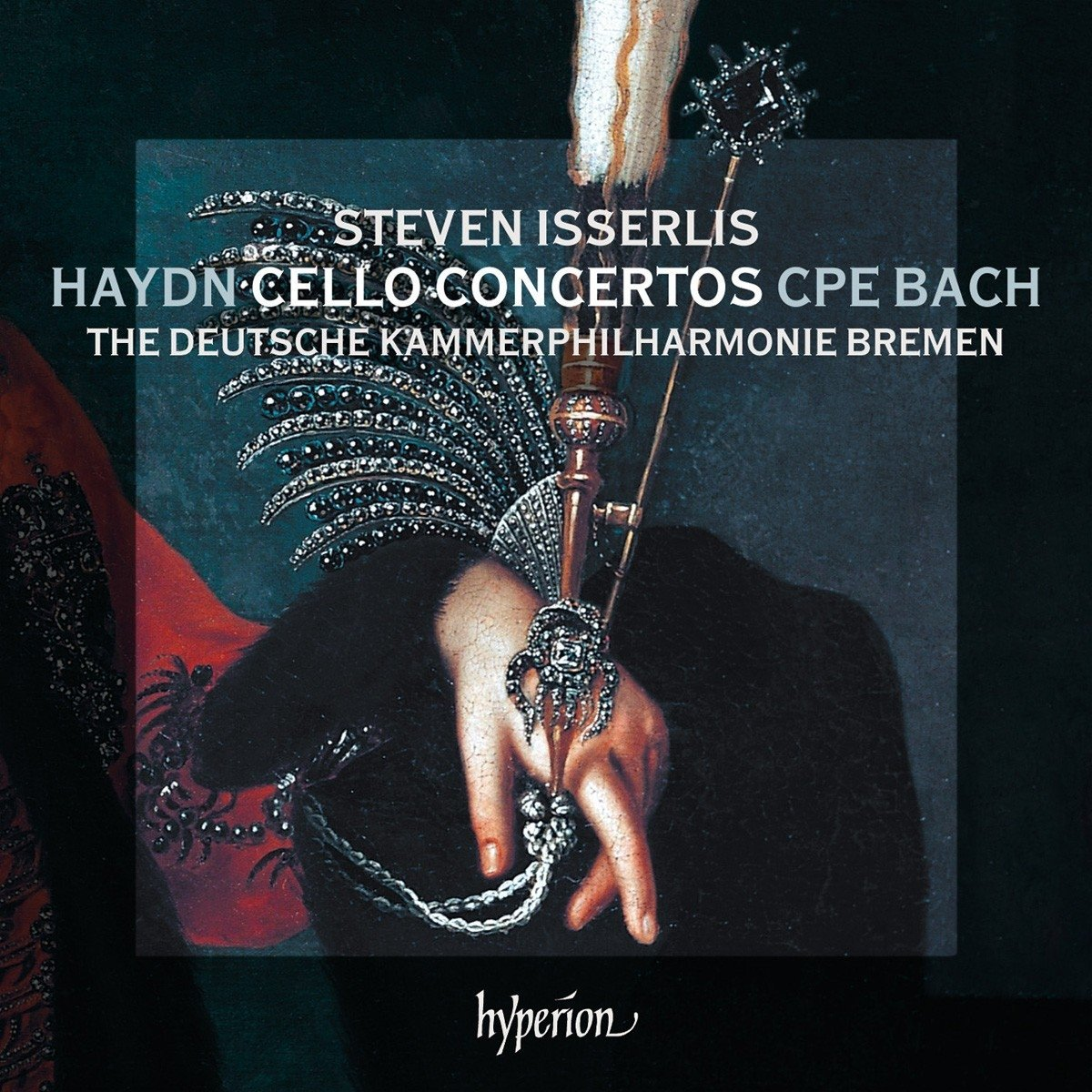 Haydn & CPE Bach: Cellos Concertos - Steven Isserl