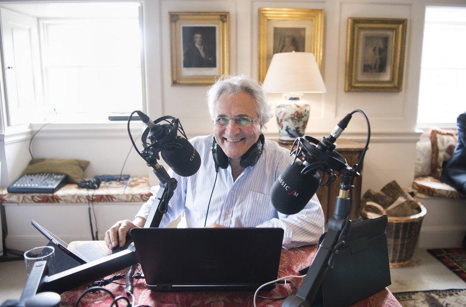 Classic FM at Dumfries House