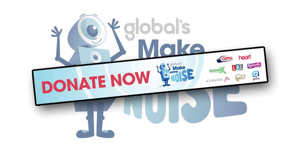 make some noise donate