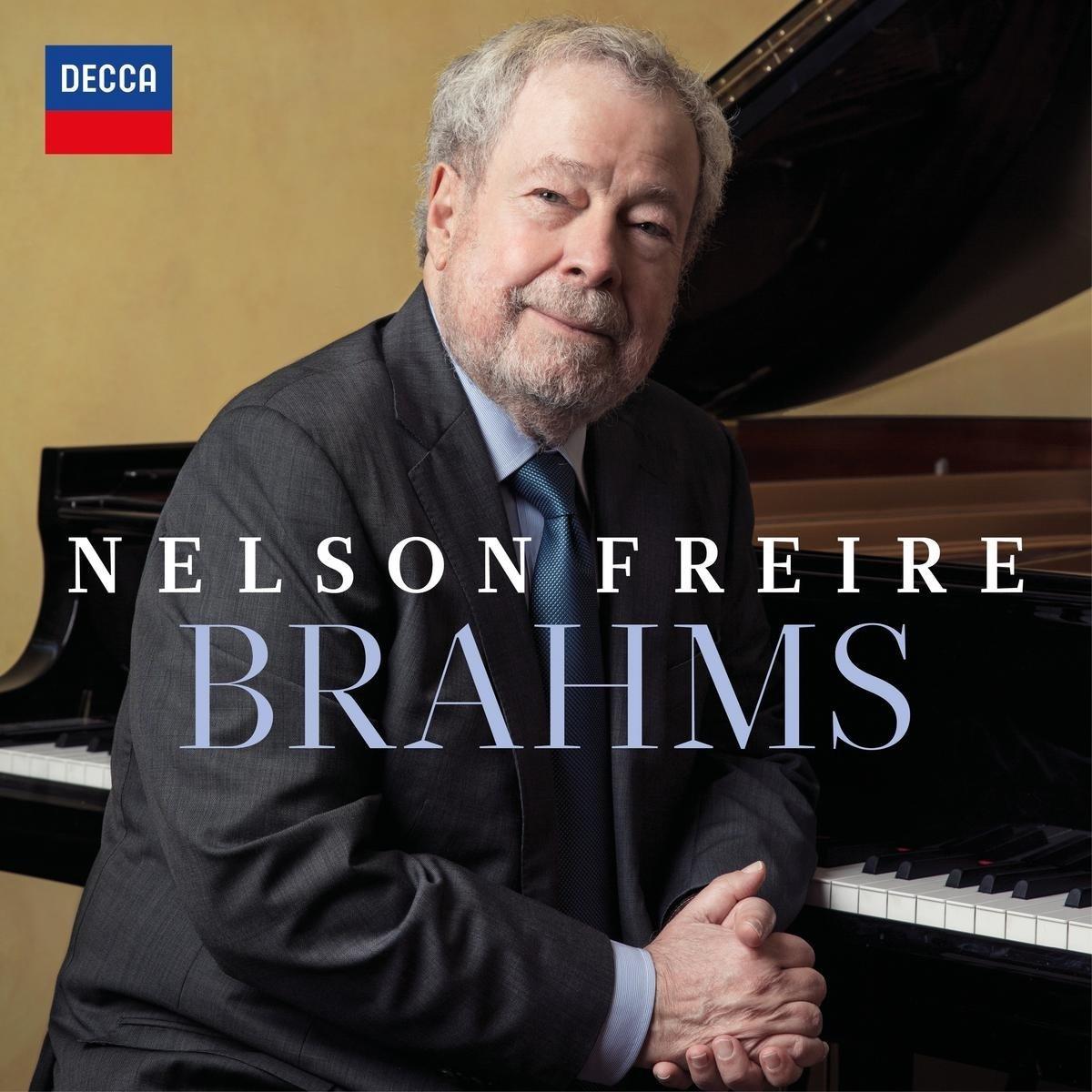 Nelson Freire Brahms Recital