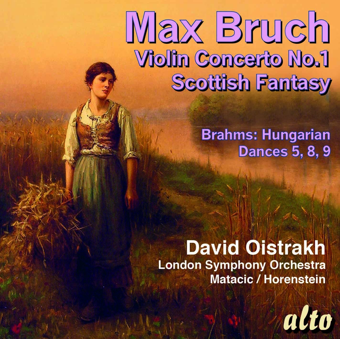 Bruch: Violin Concerto No.1 & Scottish Fantasy - D
