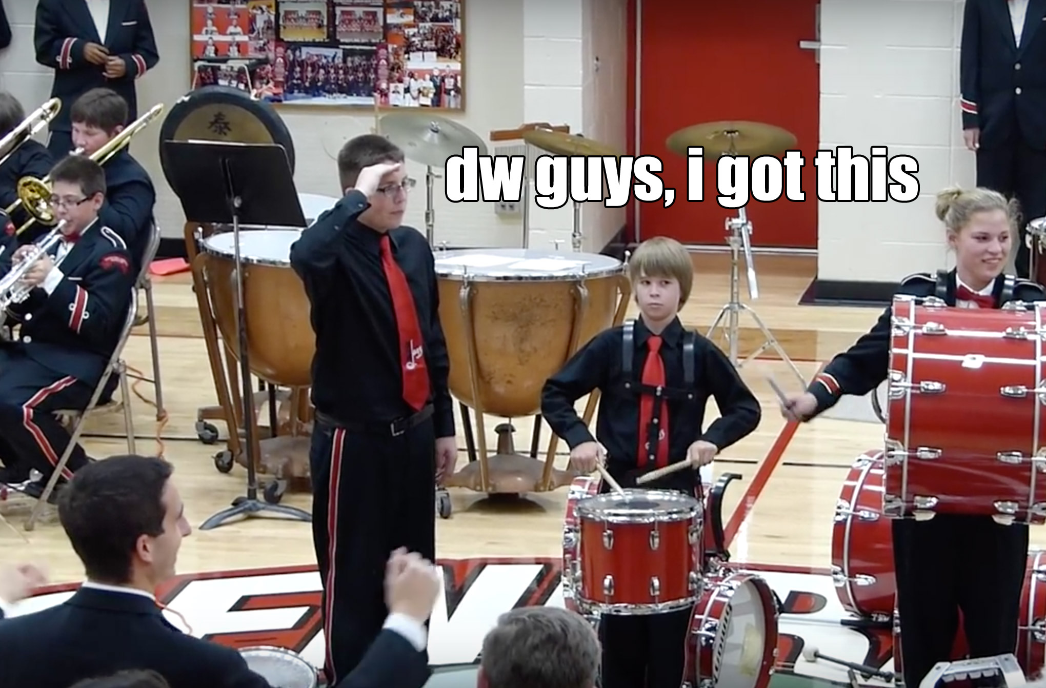 Cymbal crash - after