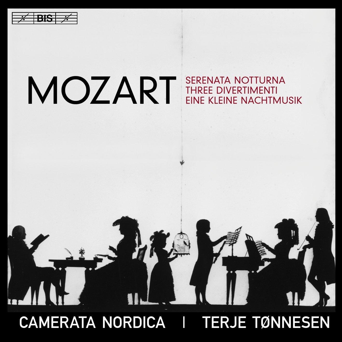 Wolfgang Amadeus Mozart: Serenades & Divertimenti