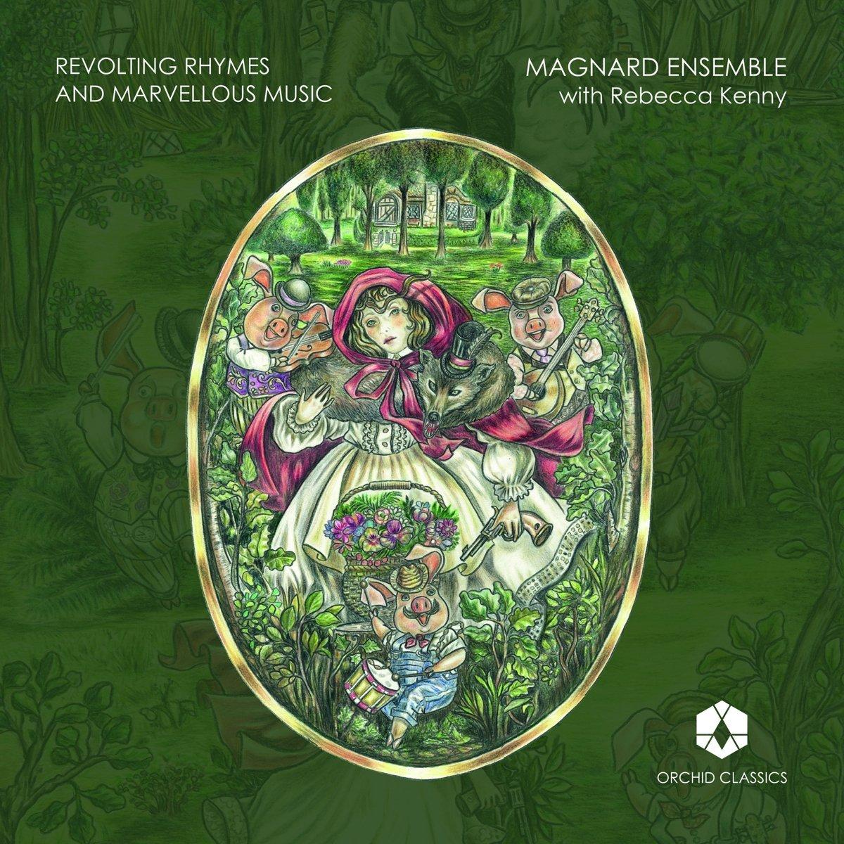 Paul Patterson: Revolting Rhymes - Magnard Ensembl