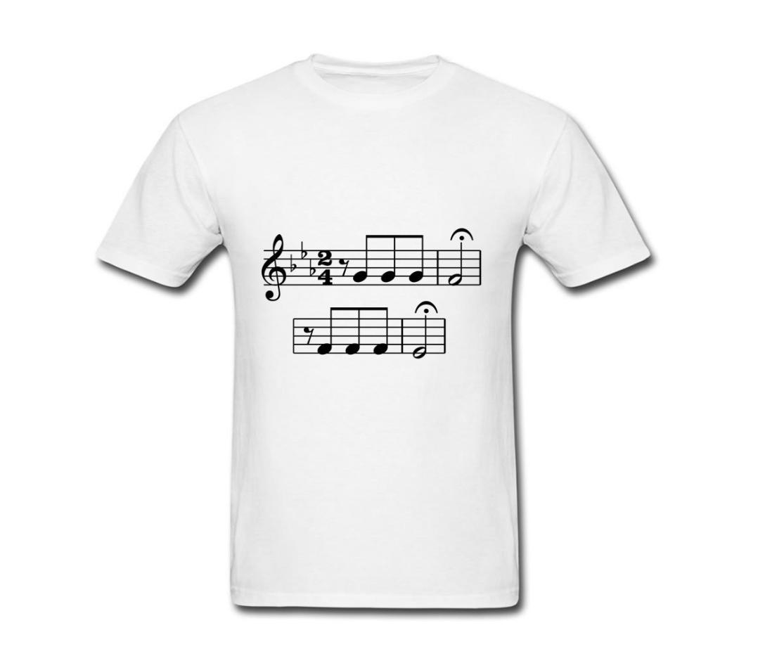Incorrect Beethoven t-shirt
