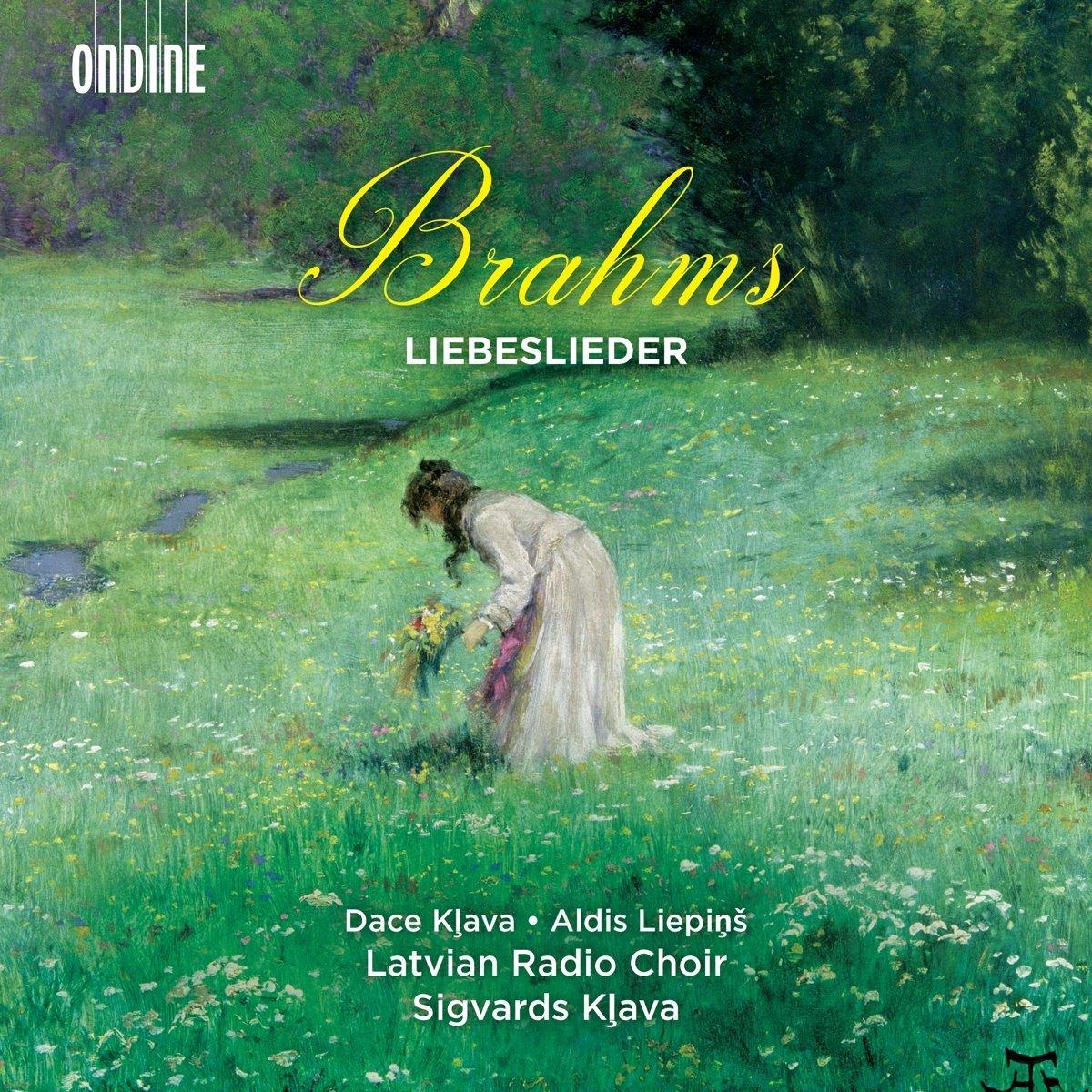 Brahms Choral Music  Ondine