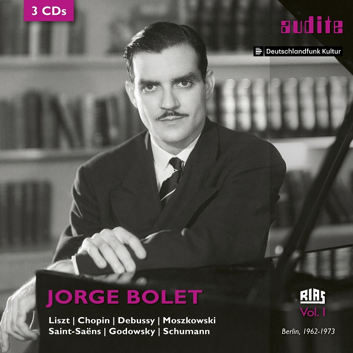 Jorge Bolet: The Berlin Recordings