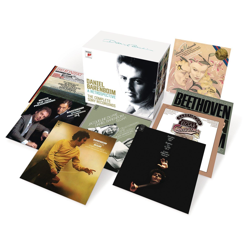 Daniel Barenboim - A Retrospective - The Complete