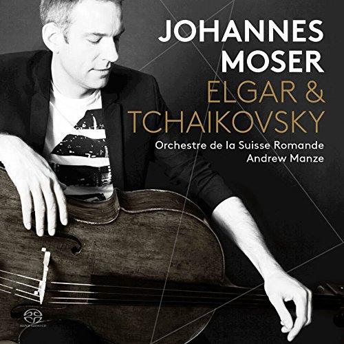 Elgar Cello Concerto: Johannes Moser