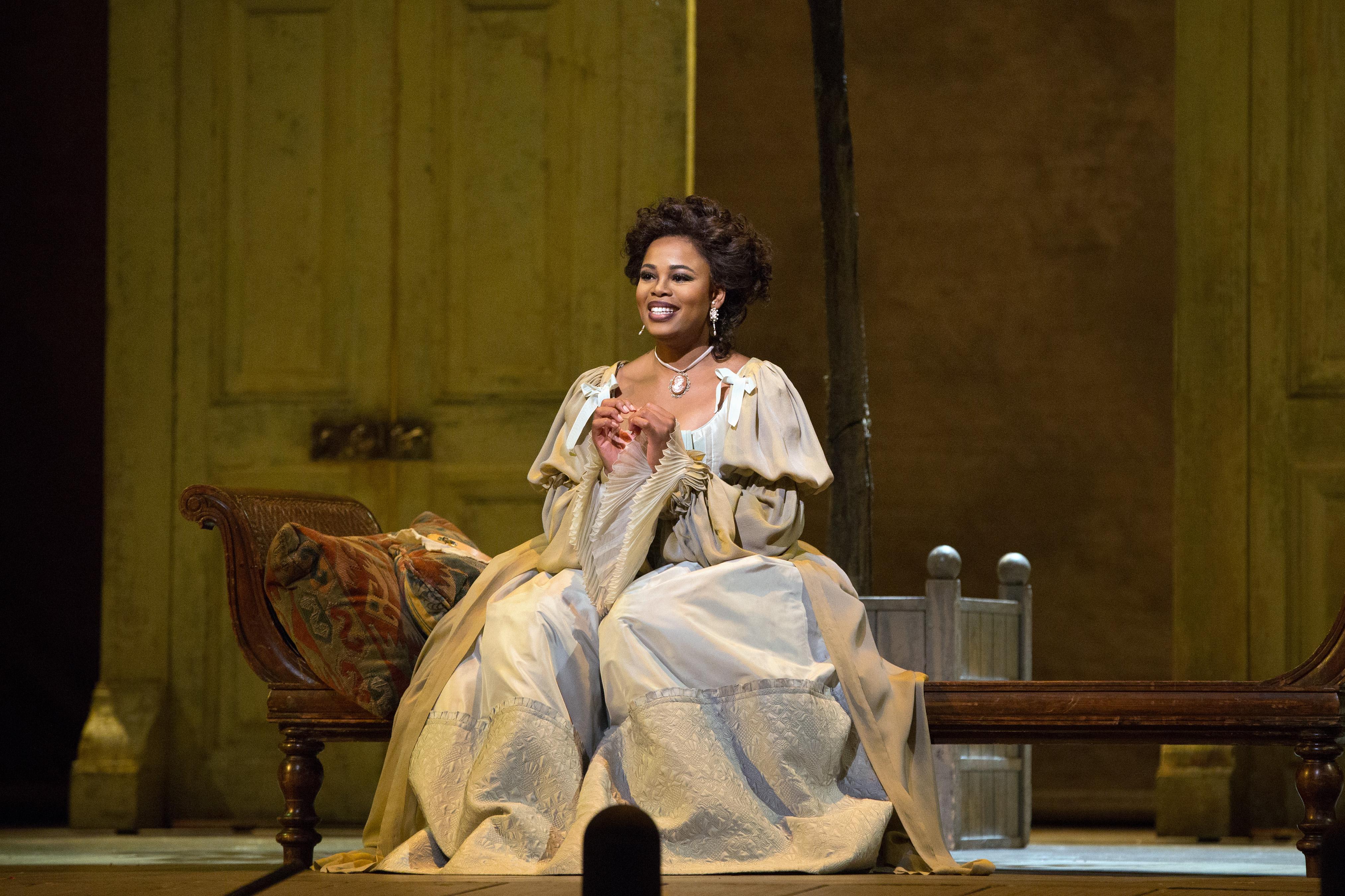 Yende in Barbiere - Metropolitan Opera