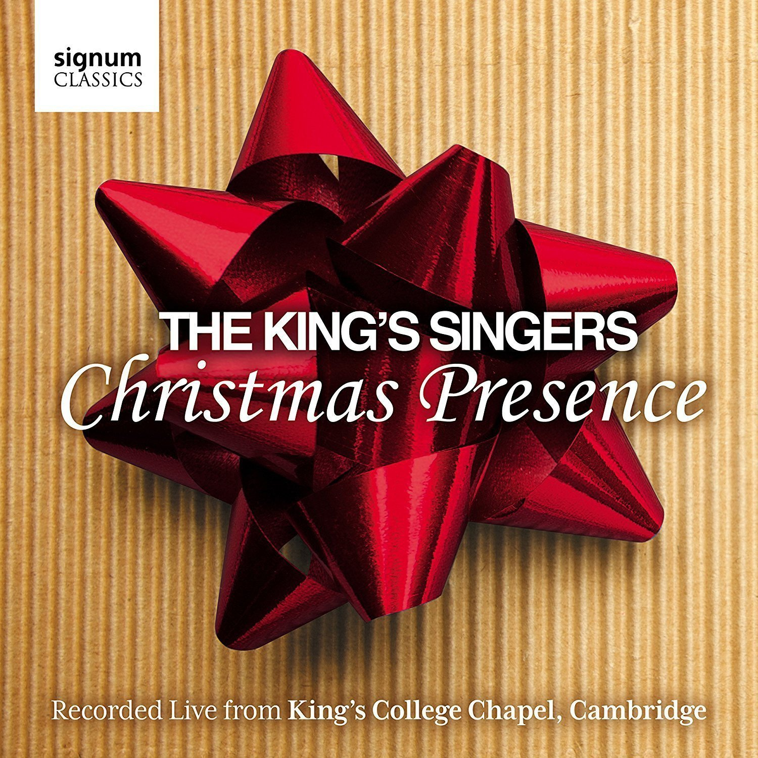 Christmas Presence: The King's Singers  Signum