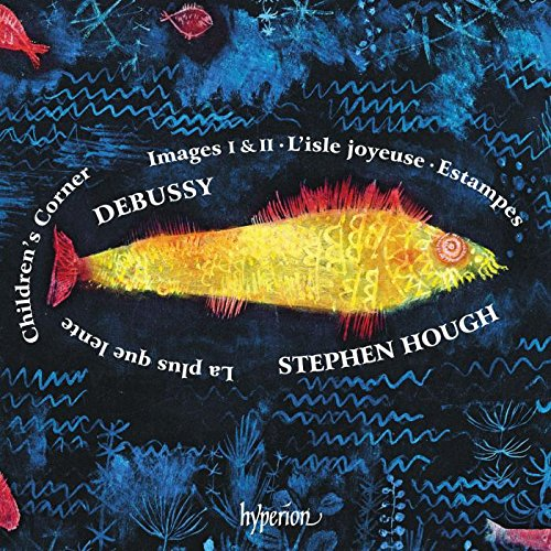 Debussy: Piano Music - Stephen Hough Hyperion