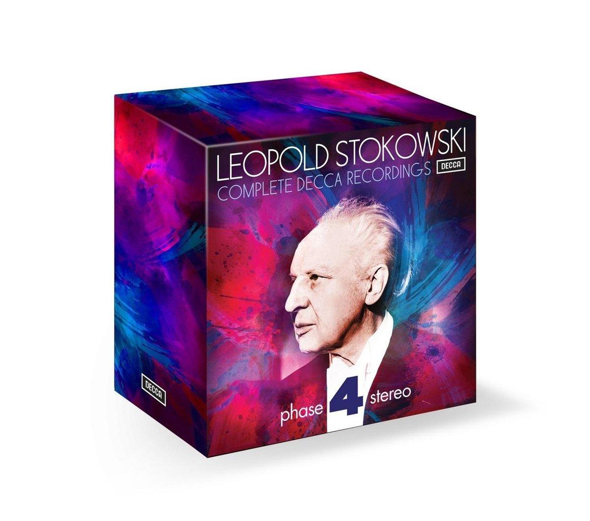Leopold Stokowski: The Complete Decca Recordings