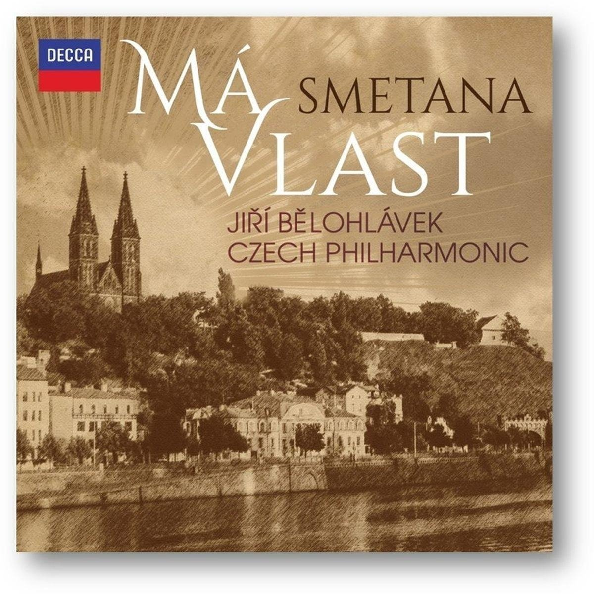 Smetata: Ma Vlast - Czech Philharmonic/Jiří Bělohl