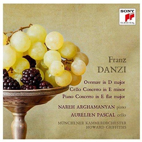 Danzi: Overture, Cello & Piano Concerto - Aurelien